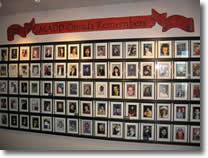Le Mur commémoratif du bureau national de MADD Canada